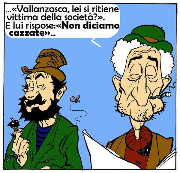 Italian comics difendo e difender sempre renato - Ho un debito con equitalia ...