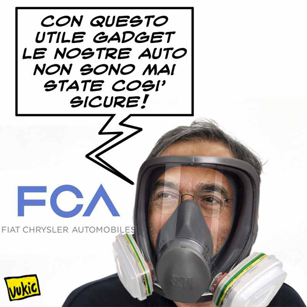 FiAT Chrysler: creatività ...all'italiana