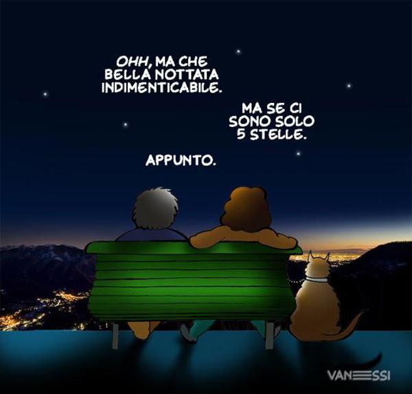Italian comics elezioni comunali a roma - Colazione al letto ...