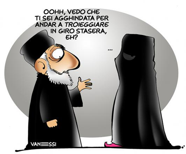 Licensiosità all'islamica...